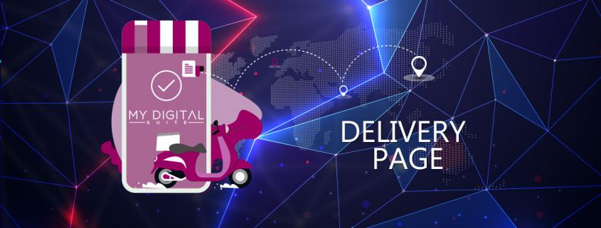 Delivery Page: La nuova soluzione per le consegne a domicilio!