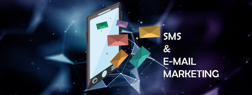 SMS ed E-mail marketing. Perché dovresti usarli nella tua strategia.